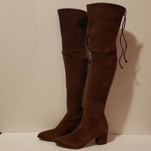 STUART WEITZMAN Thighland Over-the-Knee Boots
